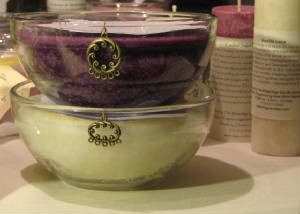 Luxury retail and wholesale scented candles