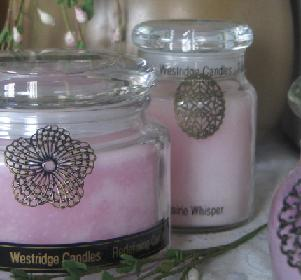 Designer Wholesale Candle Packages from Westridge