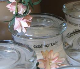 Luxury wholesale candle packages from Westridge